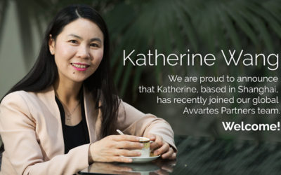 Katherine Wang joins Global Avvartes Partners Team