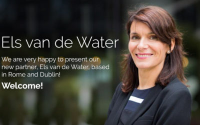Els van de Water joins Global Avvartes Partners Team
